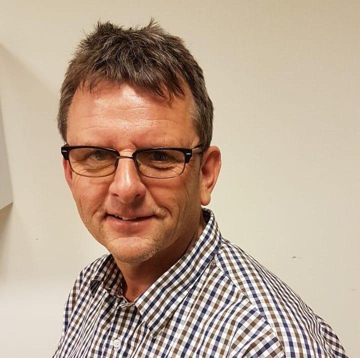 Ny Foredragsholder: Atle Haglund