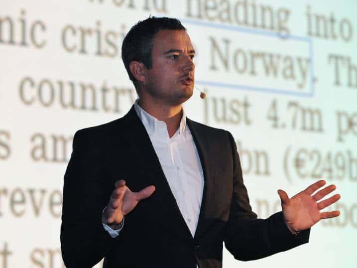 francois-sibbald-foredragsholder