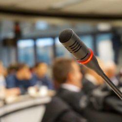 Hvordan velge riktig foredragsholder